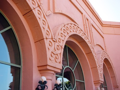 GFRS window surrounds at the Atlantis Resort
