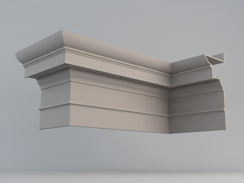 Cornice C-024 by Stromberg Architectural Products