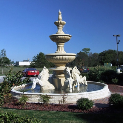 Fountains and Rings