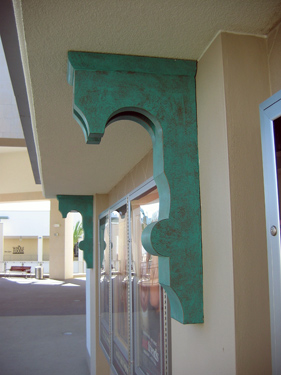 Commercial Brackets By Stromberg Architectural Applications