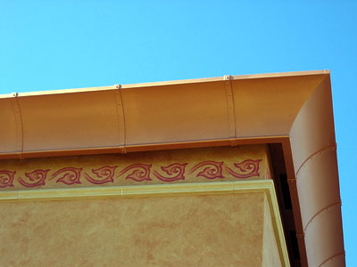 Exterior Cornice by Stromberg Architectural Products