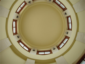 Gfrp Glass Fiber Reinforced Polymer Domes By Stromberg